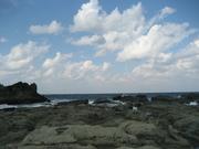071012千畳敷海岸@エコカフェ(白神山地).jpg