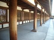 091219法隆寺回廊@エコカフェ.JPG