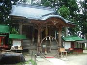 100820白山神社茅の輪@エコカフェ(中尊寺).JPG