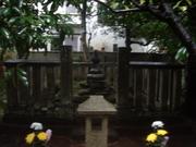 111119北条時頼公墓所@エコカフェ.JPG