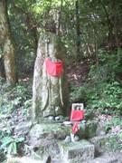 120728首切り地蔵@エコカフェ(春日山).JPG