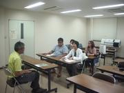 120803長田主席自然保護管講義@エコカフェ.JPG