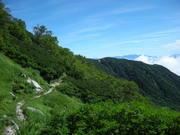 120816木曽駒ケ岳下山風景@エコカフェ.JPG