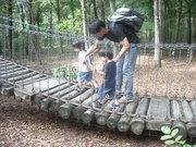 120929丸木吊り橋@エコカフェ.JPG