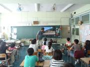 121015世界のウミガメ学習@エコカフェ(小笠原海洋センター).jpg