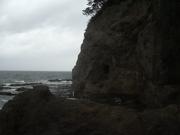 121117海食洞入口@エコカフェ.JPG