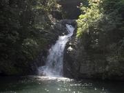 130411マテリヤの滝@エコカフェ(奄美大島エコツアー)s.jpg