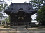 130714鹿島神社拝殿@エコカフェ(埼玉ミニ農園).jpg