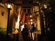 130907歌舞伎通り@エコカフェ(桧枝岐村).JPG
