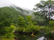130907湧き立つ雲@エコカフェ(桧枝岐村).JPG