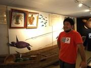 140313黒島研究所若月さん@エコカフェ .JPG