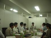 141015事務局MTG@エコカフェ.JPG