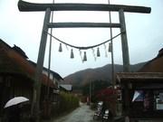 141101高遠神社第一鳥居@エコカフェ.JPG