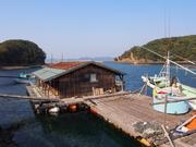 141107漁業施設(番屋)@エコカフェ .JPG