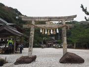 141108和多都美神社正面鳥居@エコカフェ.JPG