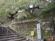 141108西山寺階段@エコカフェ.JPG