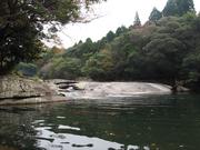 141108鮎もどし自然公園2@エコカフェ.JPG