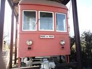 141228山梨交通電車の車両(江ノ電に再就職)@エコカフェ(和田).JPG