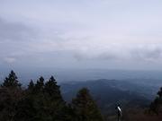 150428大山山頂の眺望@エコカフェ.JPG