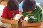 2011年度9月小笠原小学校総合学習@エコカフェ.jpg