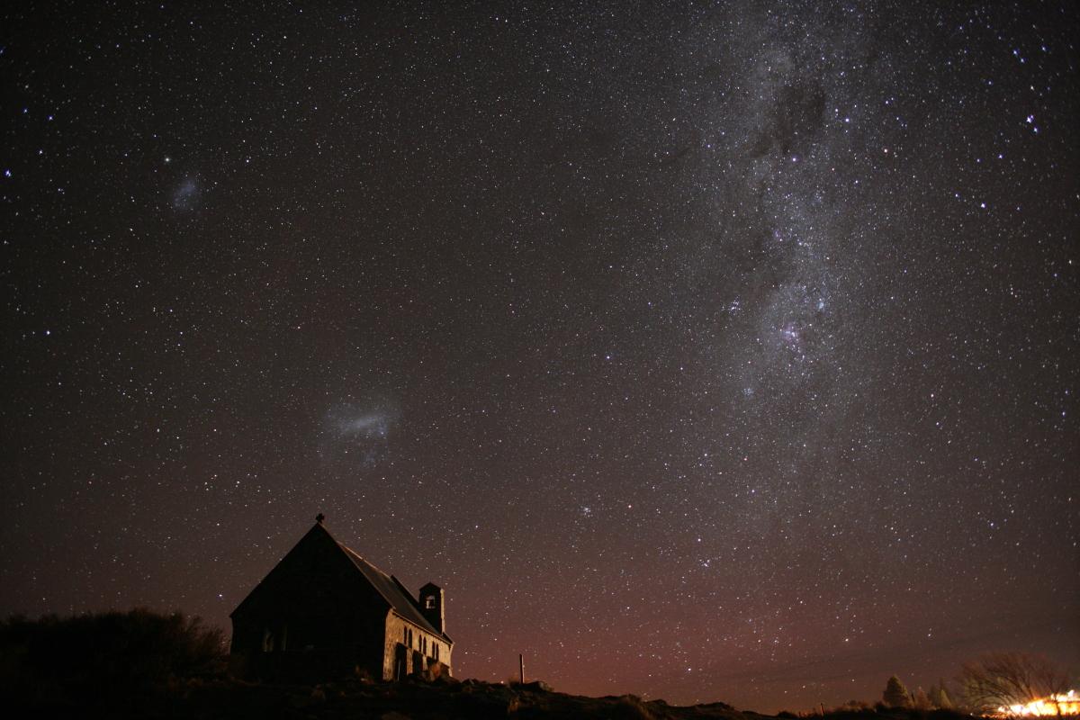 画像 : ニュージーランドの星空!銀河&宇宙のような絶景画像集 ...