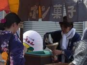 ポン菓子@エコカフェ.JPG