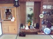 喜界島神棚お正月@エコカフェ.jpg