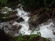 忽然と現れる瀑布下部@エコカフェ.JPG