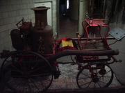 消防車@エコカフェ.JPG