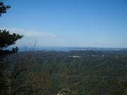 鋸山山頂からの眺望@エコカフェ.JPG